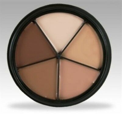MEHRON TATTOO COVER WHEEL RING CONCEALER MAKE UP STAGE THEATER CREAM MAKEUP