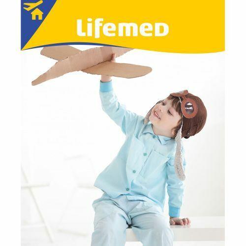 "/""Lifemed/"" Ohrstöpsel orange 4 Stück"