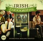 Irish Favourites by Various Artists (CD, Oct-2014, 2 Discs, My Kind of Music)