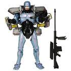 Robocop Deluxe Action Figure With Jetpack & Assault Cannon 18 Cm by NECA