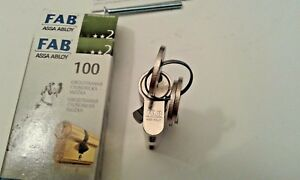 FAB-100L-Assa-Abloy-High-Security-Euro-Profile-Cylinder-Lock