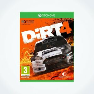 DIRT-4-sur-XBOX-ONE-Neuf-Sous-Blister