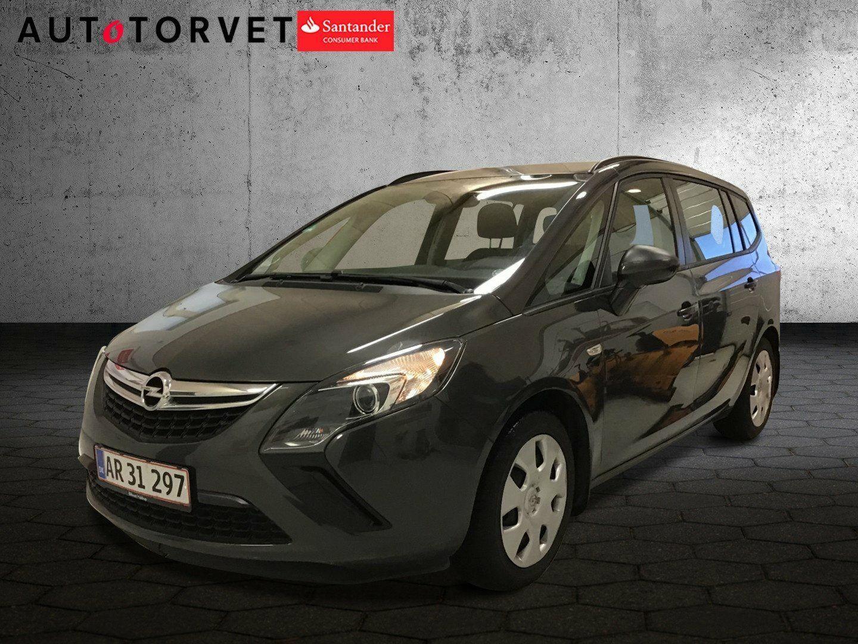 Opel Zafira Tourer 2,0 CDTi 165 Enjoy aut. 5d