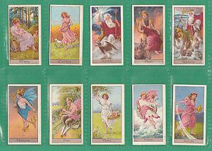 MYTHS-ALEXANDER-BOGUSLAVSKY-SCARCE-SET-OF-25-GODS-amp-GODDESSES-CARDS-1924