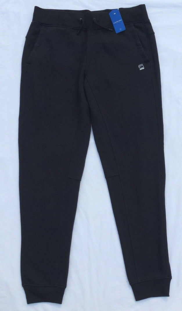 G Star Raw Wearlent TapeROT Sweat Pant Joggers Größe XL = 34x32