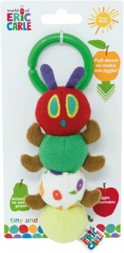 The Very Hungry Caterpillar Jiggle Attachable Toy