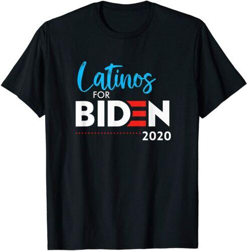 Latinos For Biden 2020 US President T-Shirt Funny Vintage Gift Men Women