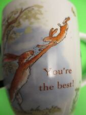 YOU'RE THE BEST  from Guess How much I love you graphics book bunny COFFEE MUG