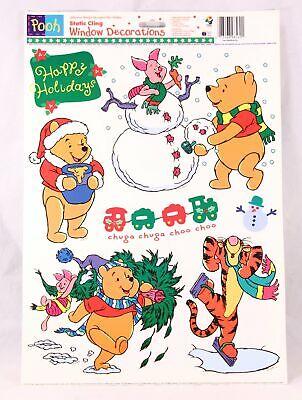 X 17 In One Sheet Winnie the Pooh Easter Window Clings 12 In Made in U.S. 1