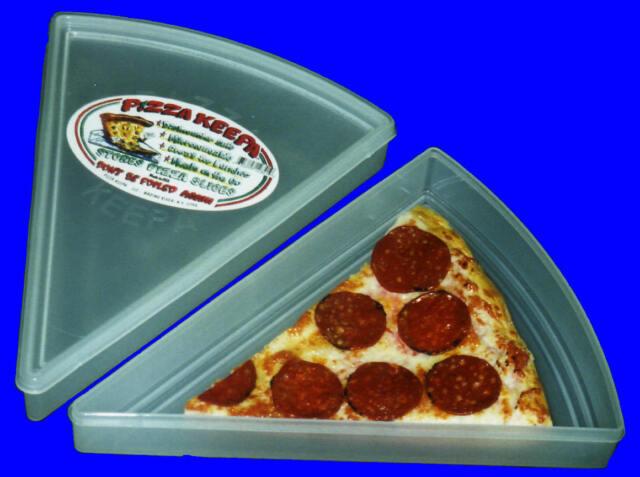 Pizza Storage Containers- Quantity 4