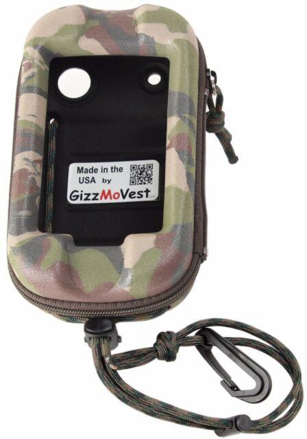 Case Cover for Garmin Montana 600 610 650 680 Made in USA by GizzMoVest Camo