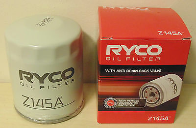 Z145A RYCO Oil Filter for Nissan GTR R32 R33 R34 Skyline RB26DETT CA18DET VL
