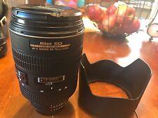 Nikon Zoom-NIKKOR 28-70mm f/2.8 AF-S D IF M/A ED Lens - No Reserve