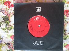 Bruce Springsteen Born To Run CBS Records CBS 7077 UK Vinyl 7 inch 45 Single