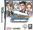 Phoenix Wright: Ace Attorney - Justice for All (Nintendo DS, 2007) - European Version