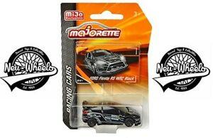 Majorette-Rennen-4009MJ4-Mijo-Exklusiv-Schwarz-Ford-Fiesta-Rs-WRC