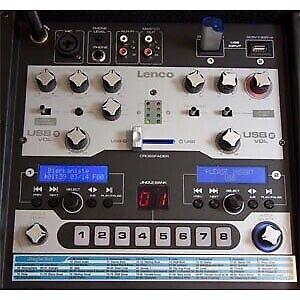 Højttaler, Andet mærke, Lenco pa-1500 højtaler med