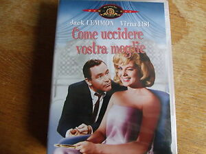 wie bringt man meine frau um jack lemmon virna lisi dvd mann. Black Bedroom Furniture Sets. Home Design Ideas