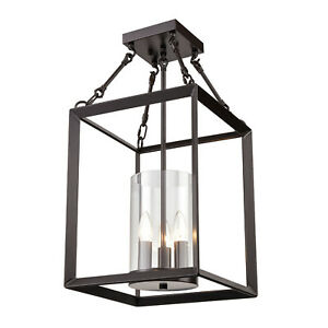 Semi Flush Ceiling Light Gl