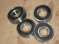 Delta Unisaw Or Contractors Saw Bearings Two Sets, Spare Set 920 040 205 335