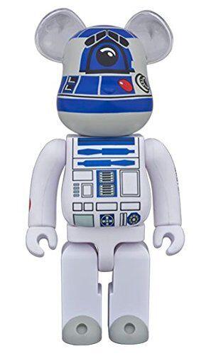 NEW Medicom x Star Wars R2-D2 ANA JET 400/% Bearbrick Be@rbrick Figure Japan F//S