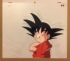 *SALE* Dragonball DRAGON BALL Toei Production Cel Chibi Son Goku