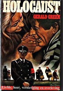 HOLOCAUST-Gerald-Green-Liefde-haat-vernietiging-en-overleving-BESTSELLER