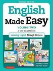 English Made Easy, Volume Two: A New ESL Approach: Learning English Through Pictures by Pieter Koster, Jonathan Crichton (Paperback / softback, 2016)