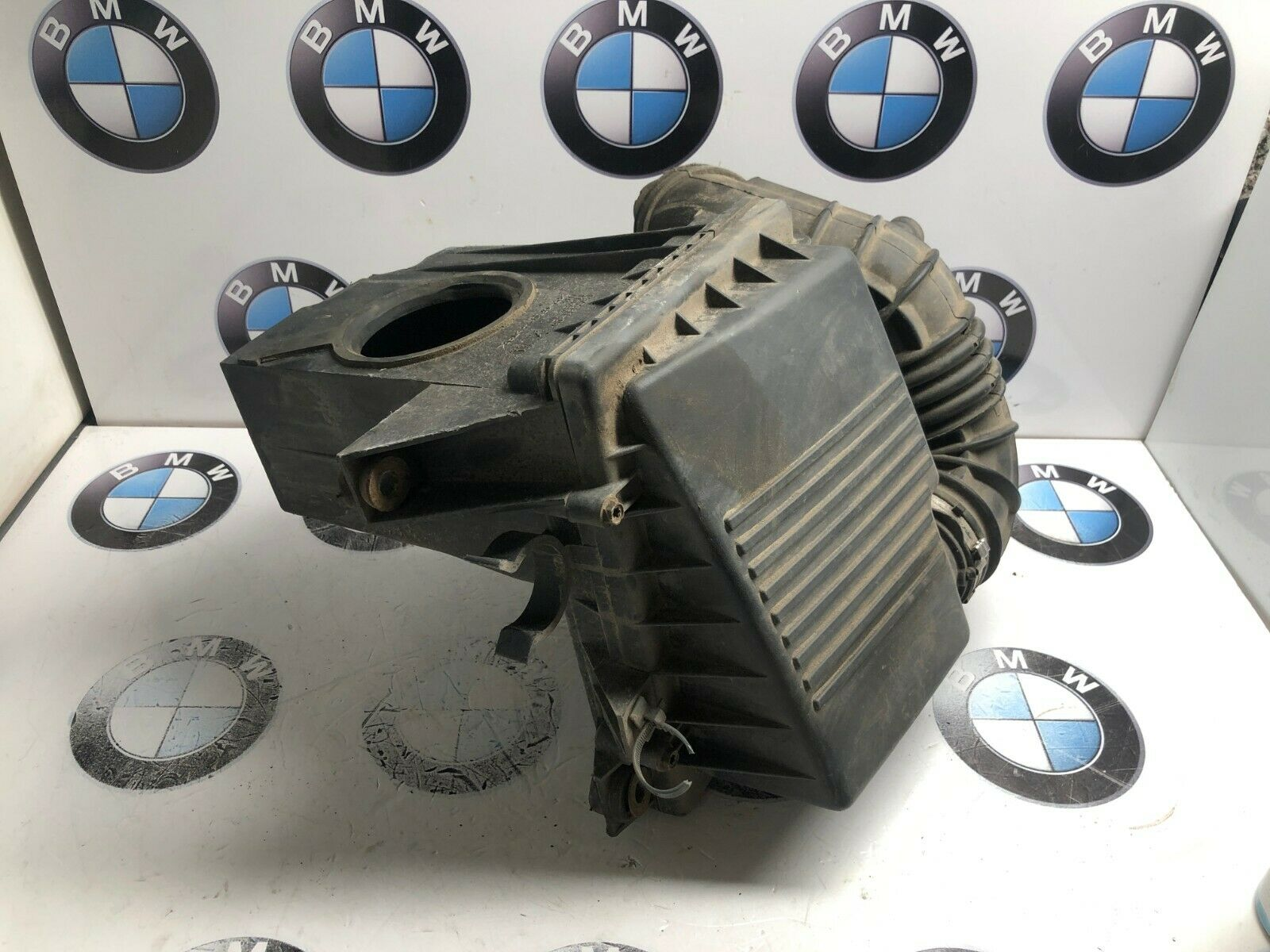 BMW Mini Cooper One R50 R52 Intake Silencer Air Filter Box 1477831