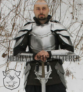 Larp-elven-fantasy-medieval-costume-steel-armor-armour-cuirass-front-amp-Back