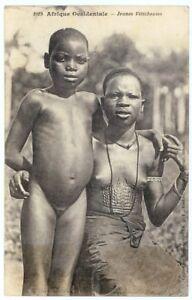 Afrique-Occidentale-une-feticheuse