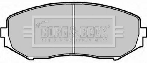 Borg /& Beck BBP1957 Front Brake Pads Tokico