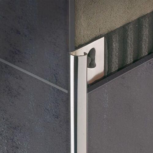 Profilo angolo jolly inox bagno mattonelle piastrelle ebay - Profilo rivestimento bagno ...