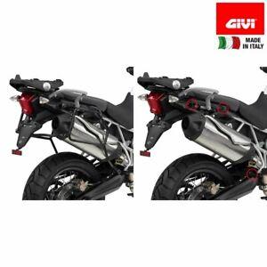 Quick 2011 Monokey Tiger Givi 2016 pour Triumph X Cadres Xc Plr6409 800 Hwxfq5a