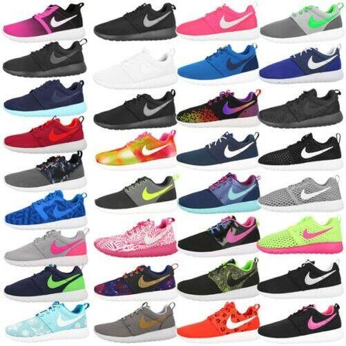 Nike Roshe una Gs scarpe da ginnastica Corsa Donna Rosheone Eseguire la Brezza Angelo 5.0