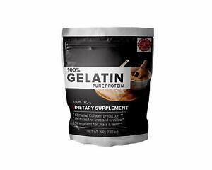 Aromatique Gelatin Powder For Face Mask Gelatin Powder For Facial