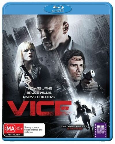 1 of 1 - Vice (DVD / BluRay, 2015, 2-Disc Set)