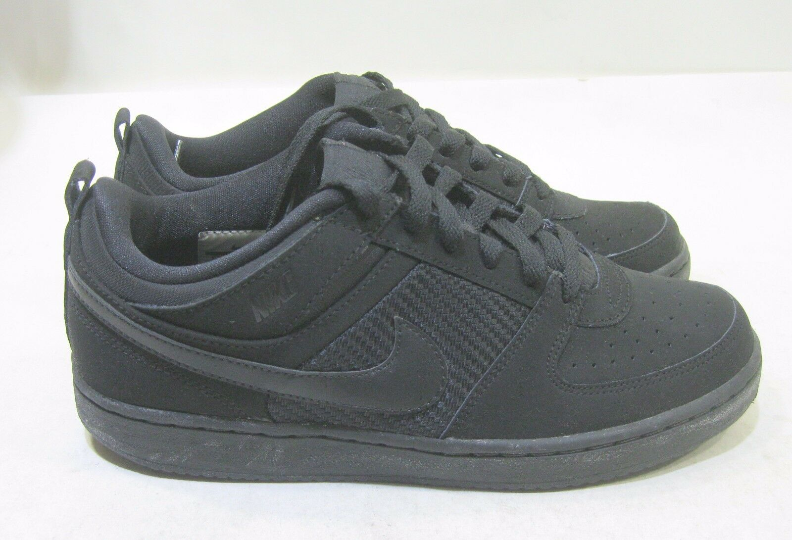 Nike taglia convenzione basso 417417-002 nero taglia Nike 7,5 6c232a