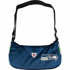 Seattle Seahawks NFL Team Jersey Purse Womens Handbag