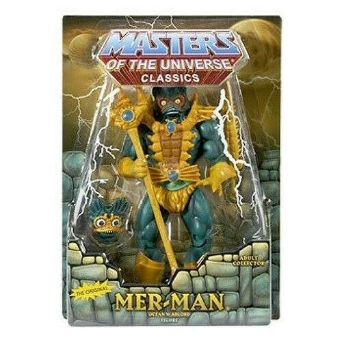 MOTUC MER-MAN 1st Edition April 2009