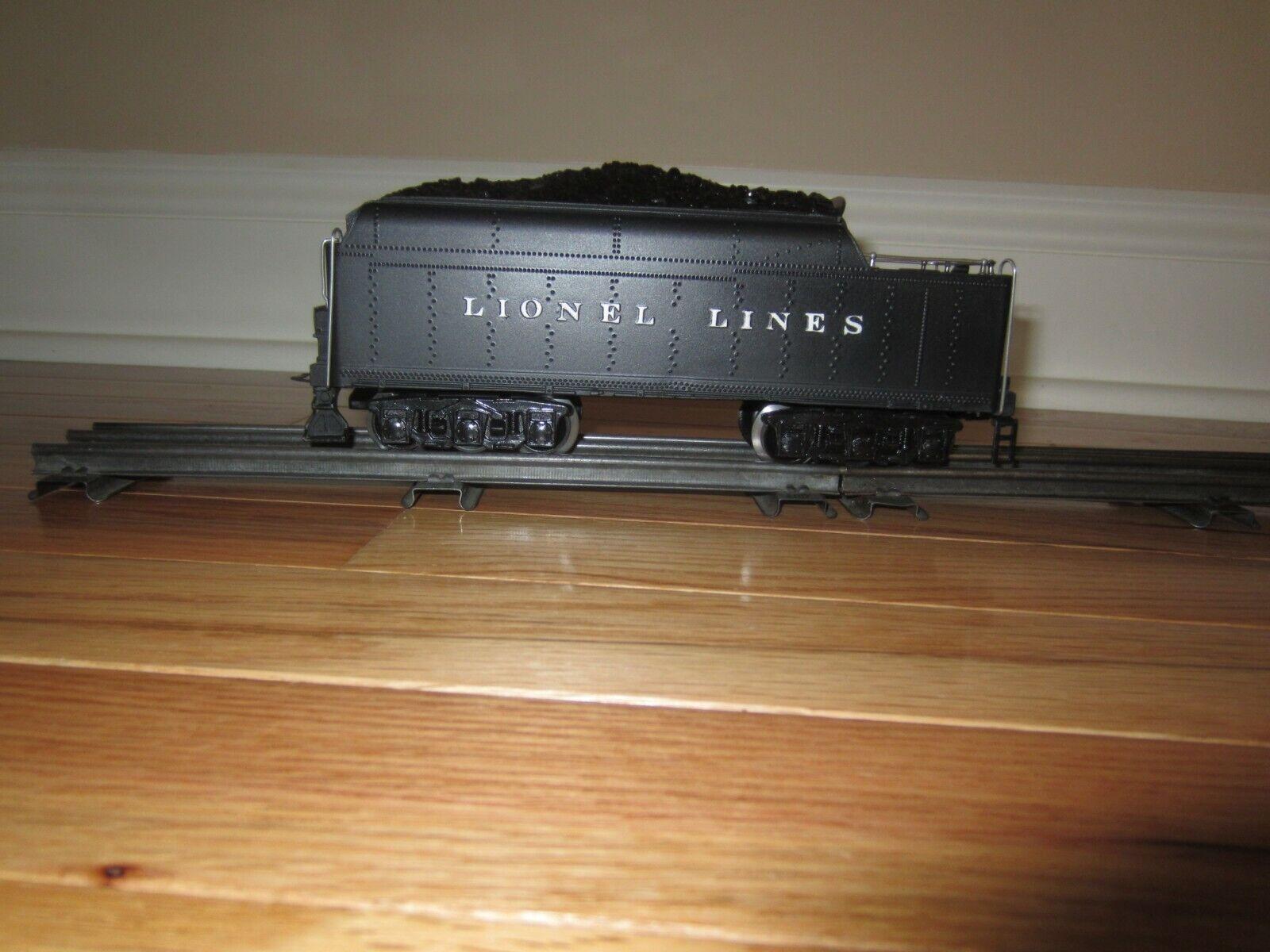 Lionel post guerra 2426W Die Cast, 12 rueda tierno (sin precedentes )