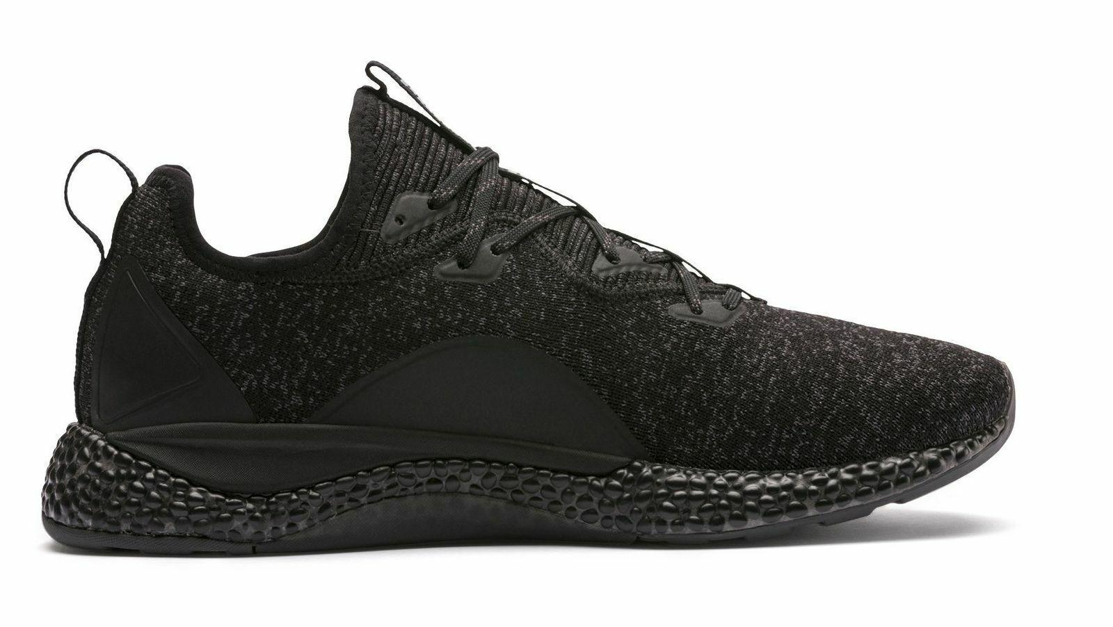 Puma shoes da Corsa da men shoes Casual Ibrido Runner black 191111 10
