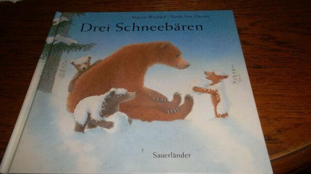 Drei Schneebären von Martin Waddell, Sarah Fox-Davies ( 2002 )