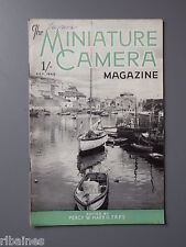 R&L Vintage Mag, The Miniature Camera September 1949, Autofoco Enlarger/Simplex