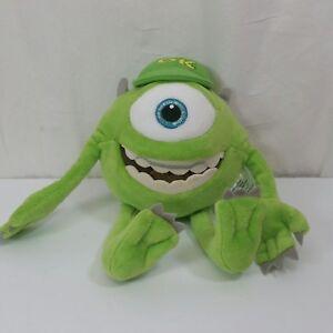 Disney Pixar Mike Wazowski Monster University Sorority Ok Hat 9 Inches Ebay