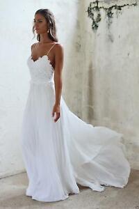 Beach-White-Bridal-Gowns-2019-Backless-Chiffon-Wedding-Dresses-Wedding-Dress