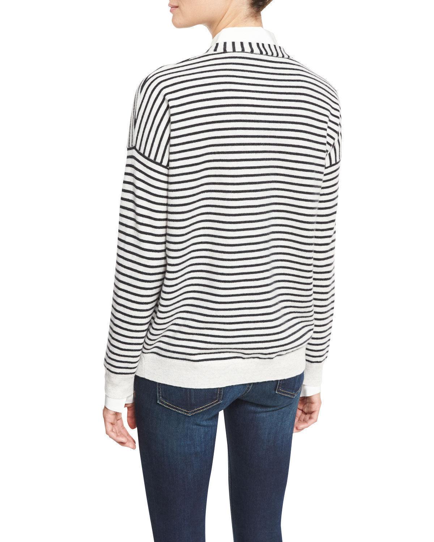 NEW  Brunello Cucinelli Wool Cashmere Cardigan Size M