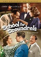 School For Scoundrels (dvd) Ian Carmichael, Terry-thomas, Alastair Sim