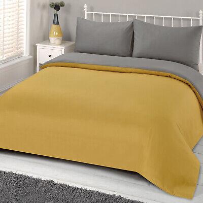 Pillowcase Ochre Grey Bedding Set, Yellow And Gray Paisley Bedding