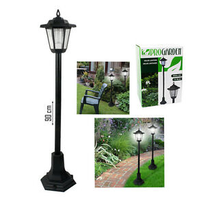 Garden-LED-Lights-Lampost-Solar-Powered-Borders-Pathway-Driveway-Outdoor-Patio